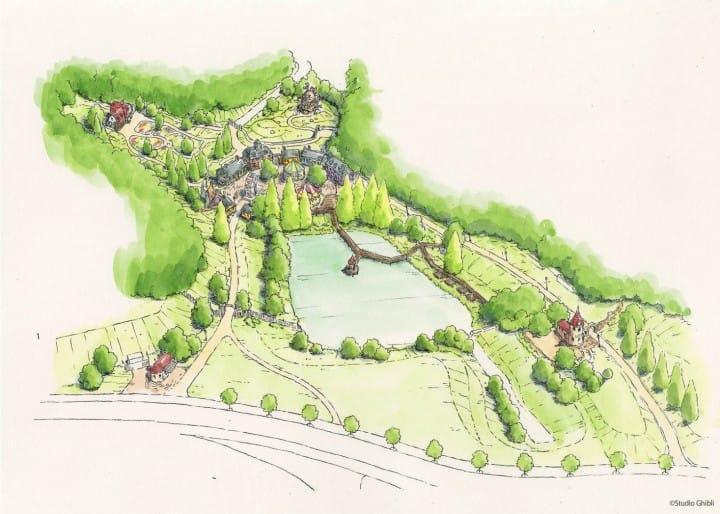Studio Ghibli Park To Open 2022
