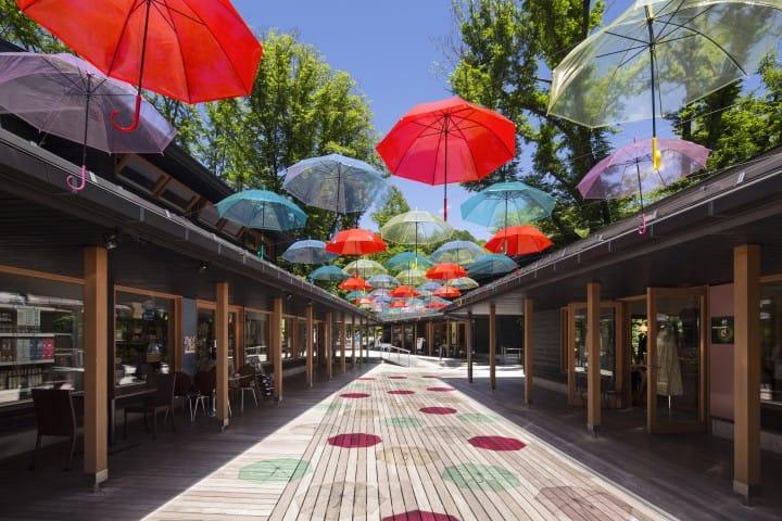 Karuizawa Umbrella Sky