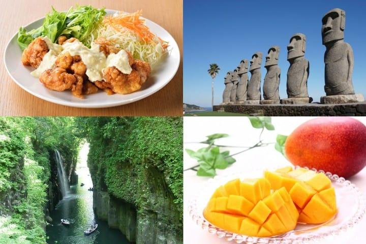 网红打卡圣地!九州・宮崎一定不能错过的10个景点&8种美食