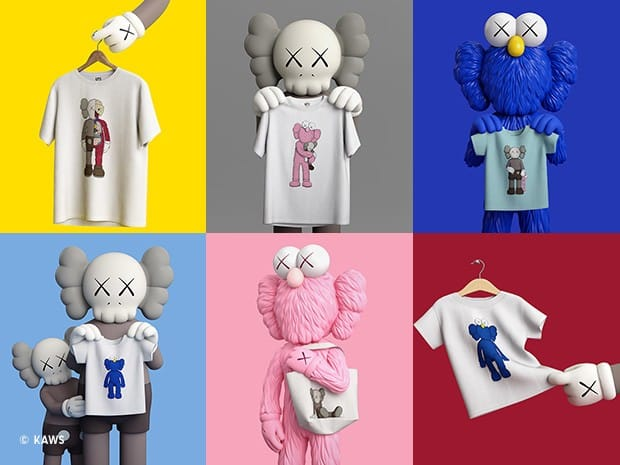 UNIQLO And KAWS Collaboration - Get The Limited Items While You Can!