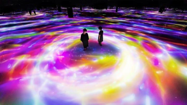 Masuk Ke Dunia Mimpi Di Teamlab Planets Tokyo Toyosu Matcha Situs Wisata Jepang