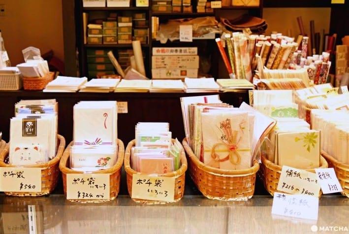 【奈良】喜歡和紙雜貨與日式文具嗎?那就來「藤田芸香亭」挖寶吧!