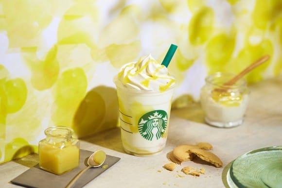 ชื่นใจรับหน้าร้อนญี่ปุ่นกับ 2 เมนูใหม่ Starbucks เปรี้ยวหวานมะนาว และหอมสดชื่นแอปเปิ้ล