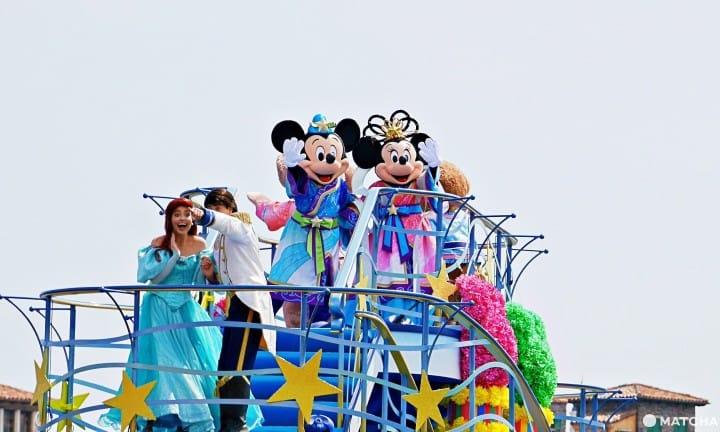 Đến Tokyo Disney Resort vào dịp Tanabata và gặp gỡ chú chuột Hikoboshi Mickey (Năm 2018)