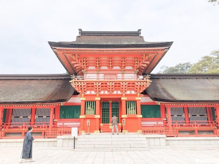 【大分】CNN評選「日本最美景點」之一,日本八幡宮總本社「宇佐神宮」