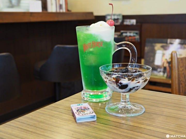 村田商會 哈密瓜汽水 咖啡凍