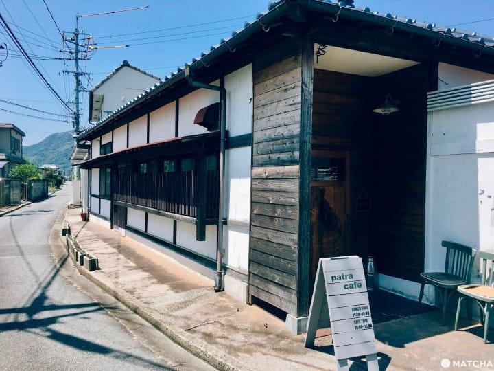 【山口】和洋並蓄,佇落於歷史小鎮上的雜貨風咖啡店「Patra Cafe」