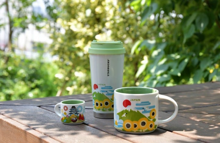 You are Here Collection Mug JAPAN Summer 414ml Mt STARBUCKS JAPAN FUJI NEW