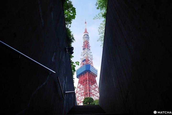 東京鐵塔 拍照