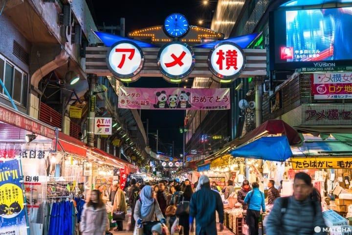 新手看這裡! 東京之旅新手懶人包 必去觀光景點10選