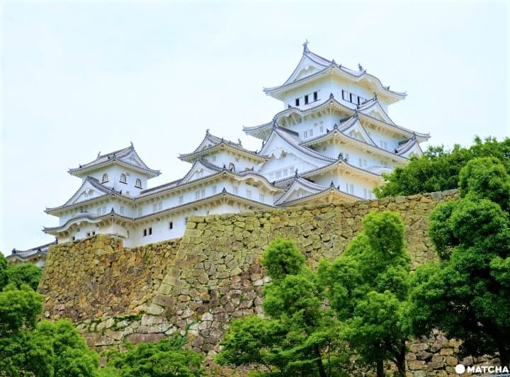 Himeji Day Trip - Travel To A Castle Town With Nature And Temples