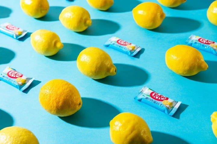 Setouchi Sea Salt And Lemon KitKat - Only For Short Time