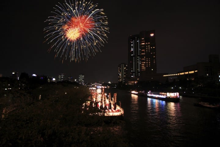 Tenjin Matsuri In Osaka 2020 - Festival Events, Schedule, And Access