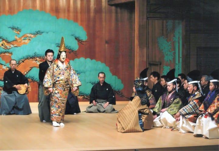 Noh Funa-Benkei