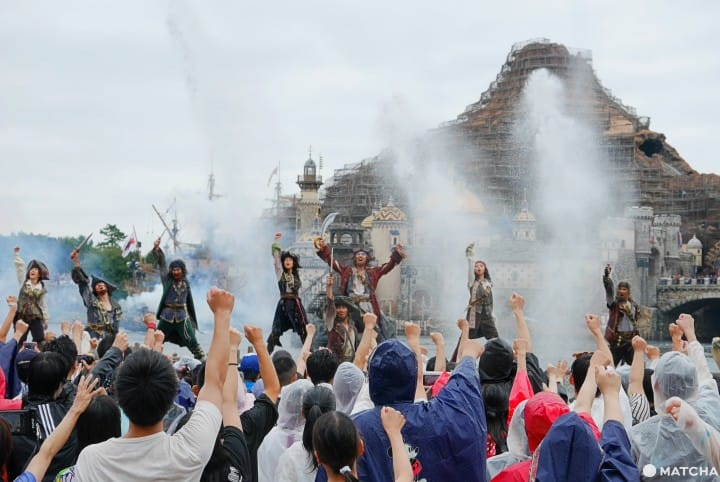 Disney Pirates Summer! A Tokyo DisneySea Event For The Swashbuckler In You