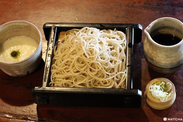 【鎌倉】隱匿山中的人氣蕎麥麵屋「檑亭」 庭園面積竟跟東京巨蛋一樣大!?