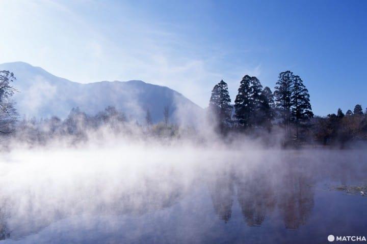 博多出发,由布院(汤布院)一日游之十个想做的事―金鳞湖,和牛,美术馆,温泉