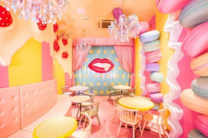 Kawaii Monster Cafe Harajuku Teatime In A Crazy And Cute