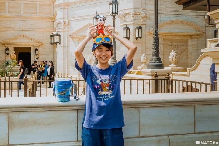 2019년, 도쿄 디즈니 씨의 신 어트랙션 '소어링 : 판타스틱 플라이트'의 체험담과 특별 굿즈를 소개!