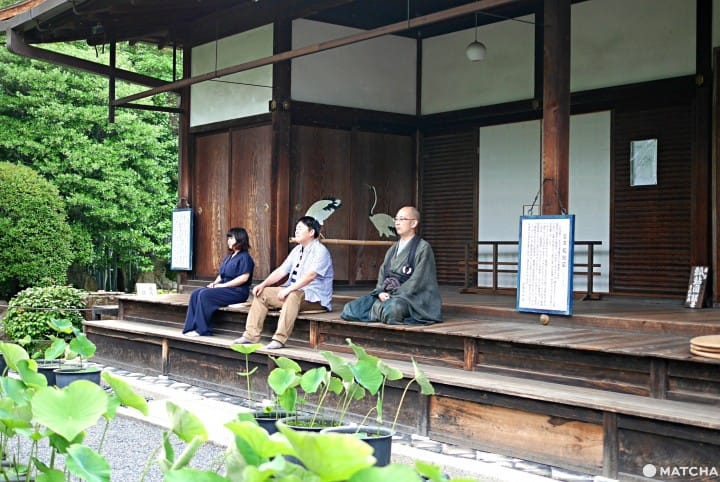 Taizoin Temple, Kyoto - Try 7-Minute Zen Meditation With Candy