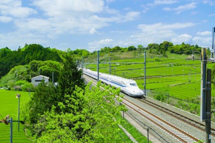 JR Pass and Shinkansen