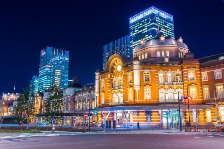 【東京車站】自由行新手第一課,看清楚摸透透「東京車站」