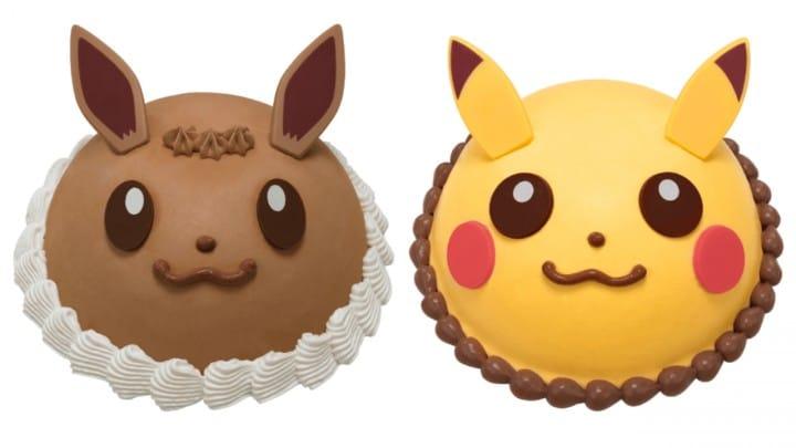 Pikachu And EeveeIce Cream Cakes Take Over Baskin Robbins Japan