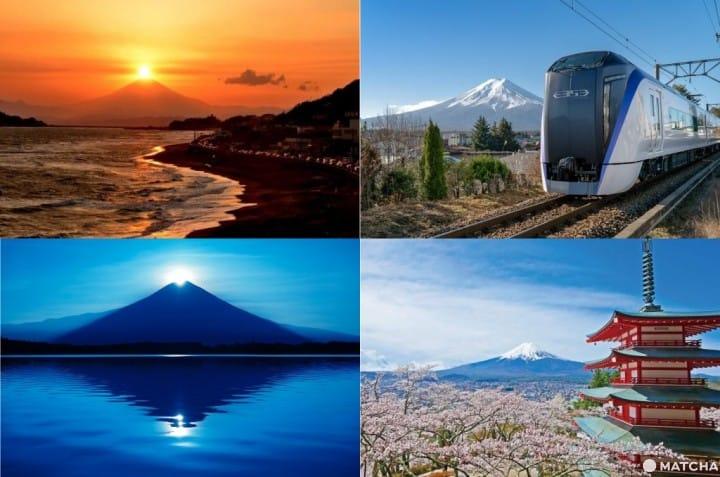 【富士山】爬山登顶远望打卡 富士山与周边玩法一网打尽