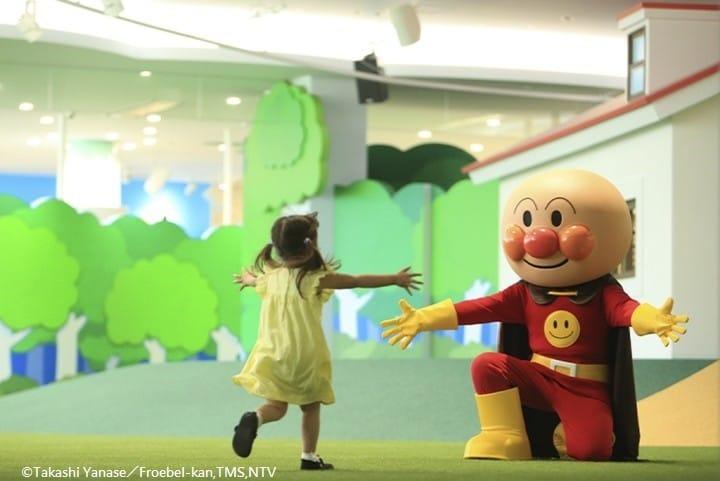 【横滨】全新面包超人儿童博物馆|让小编也感动落泪的六大看点