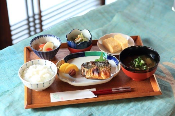 京都で味わう。とっておきの日本の朝食4選