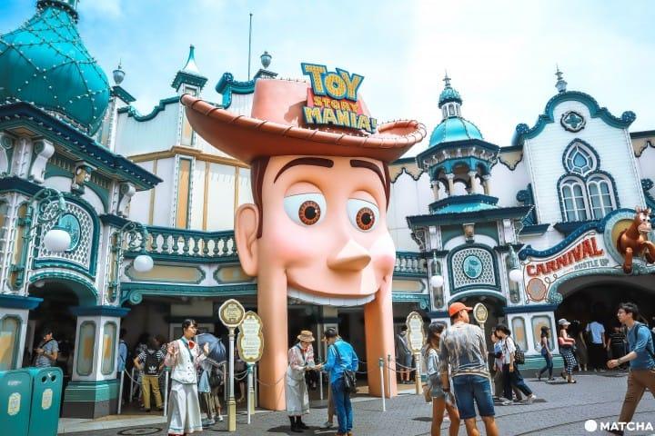 【东京迪士尼海洋】出发前必看!购票交通、游乐设施、美食超完整攻略