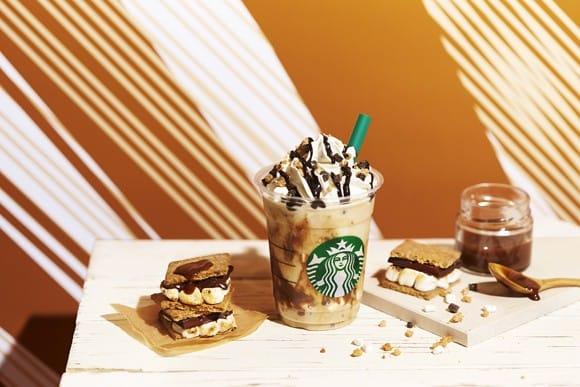 Starbucks Caramel S'more Frappuccino คาราเมลหอมหวานเกินห้ามใจ