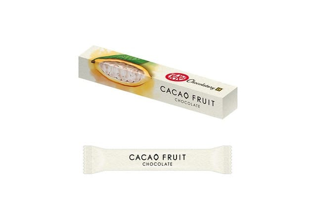 KitKat Chocolatory Cacao Fruit Chocolate Uses Cocoa Flesh As Sweetener