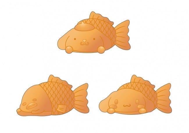 ขนมไทยากิที่ไม่ใช่แค่รูปปลา! ไปทานไทยากิรูปมิกุและตัวการ์ตูน Sanrio กันดีกว่า