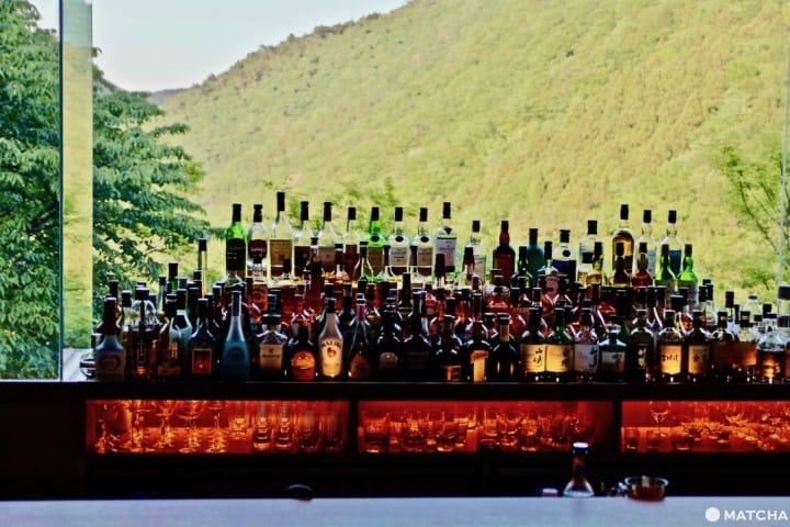 【箱根住宿】大人的浪漫休日溫泉飯店 Bar Hotel 箱根香山