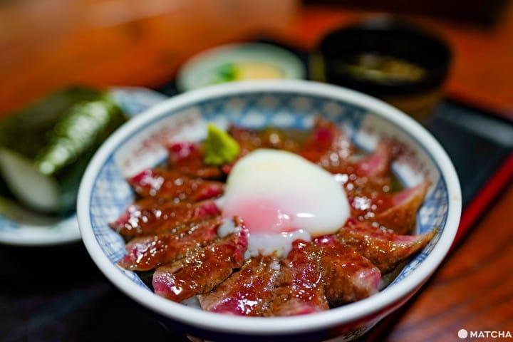 熊本美食_赤牛丼_いまきん食堂