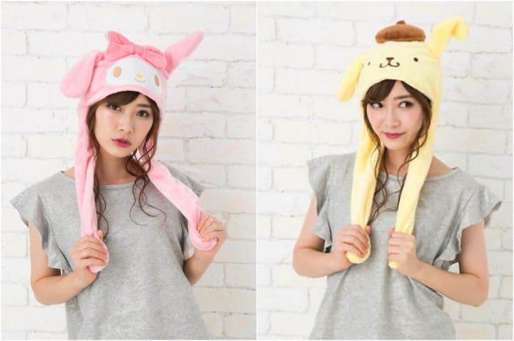เตรียมเปย์! หมวกหูกระดิกสุดน่ารักจาก Sanrio ขนขบวนมาถึง 6 แบบ!!