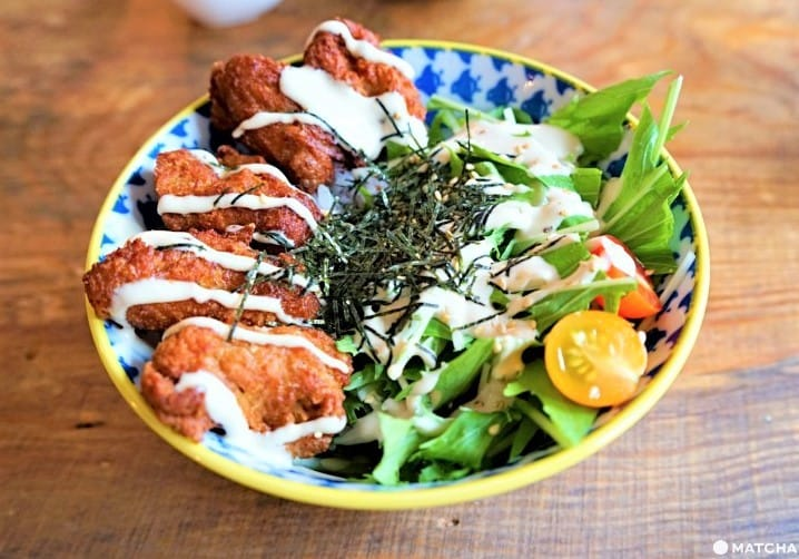 THE FARM CAFE, Asakusa - Delicious And Healthy Vegan Dishes For All
