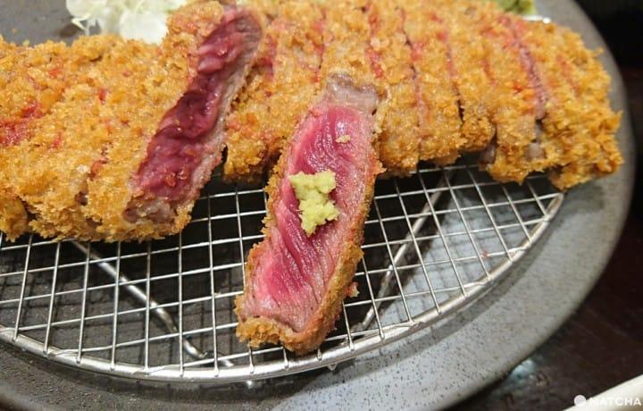 肉食系朋友们看这边!东京4家人气炸牛排专门店一次满足你!