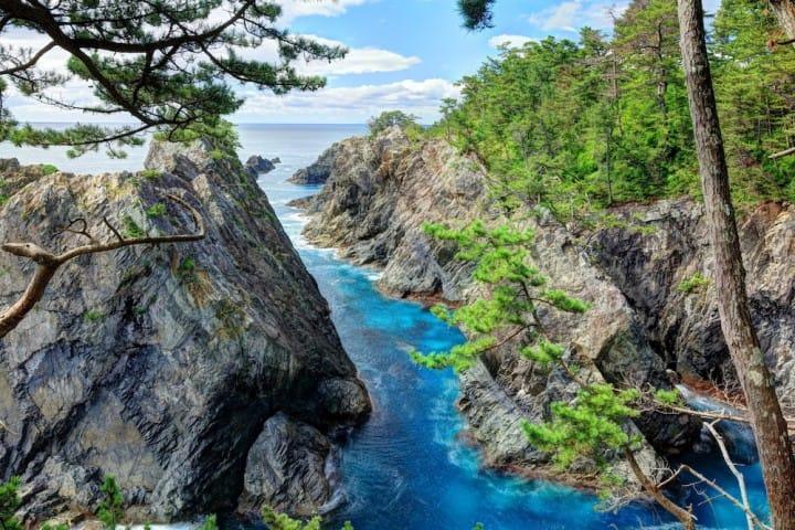 7 Spot Wisata dengan Pemandangan Menakjubkan di Prefektur Iwate