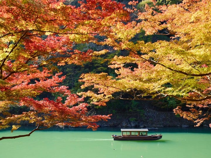Relish The Fall Colors! Five Hoshino Resorts Accommodations