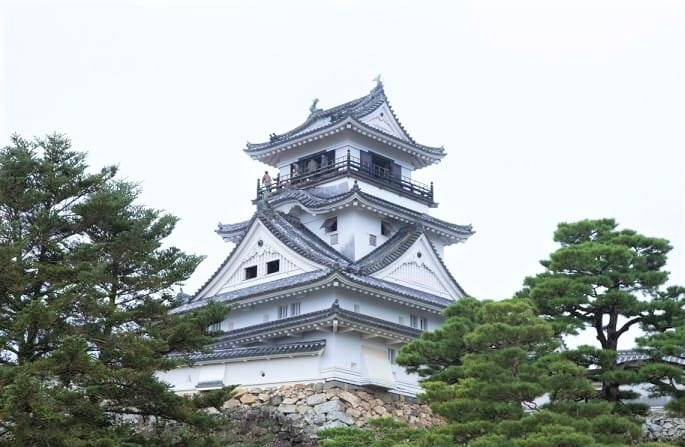 Kochi Castle - An Elegant Castle From The Edo Period