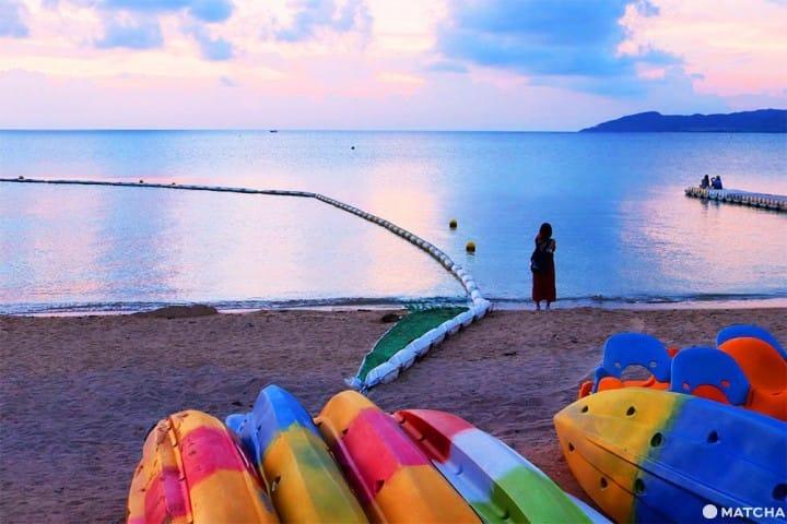 Nikmati Waktu Bersantai di Fusaki Beach Resort, Okinawa