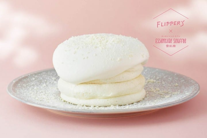 FLIPPER'S 雪肌精 x 奇蹟鬆餅