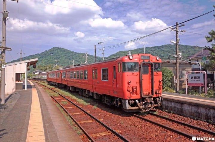 【冈山】跳上电车寻找打鬼英雄! JR桃太郎线半日旅