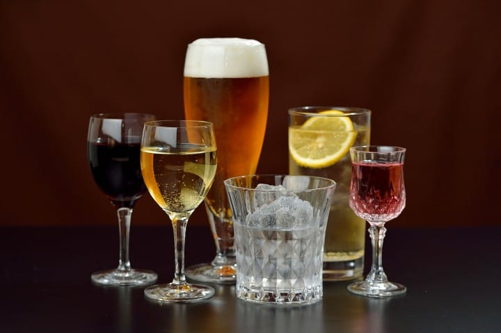 Survey On Alcoholic Drinks In Japan