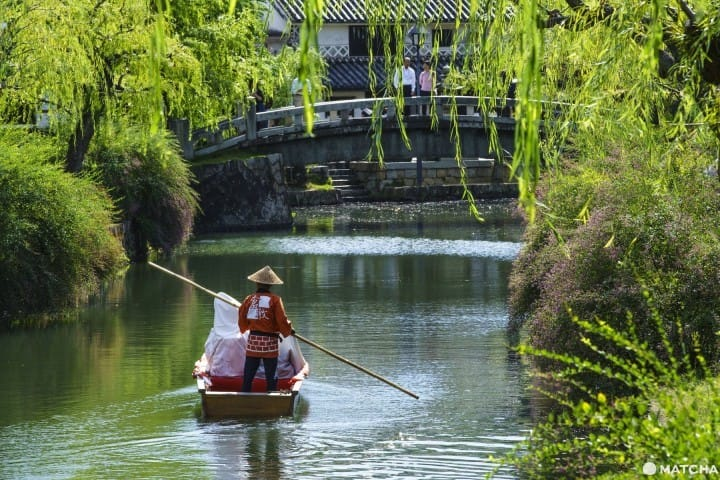 【冈山・仓敷】观光、美食、购物!旅游路线规划