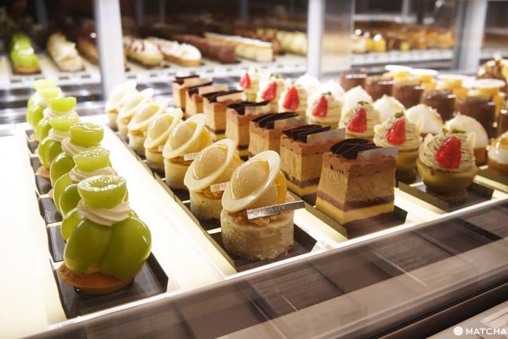 『南青山』層層用心堆疊而成的夢幻甜品|迷你法式甜點專門店「UN GRAIN」