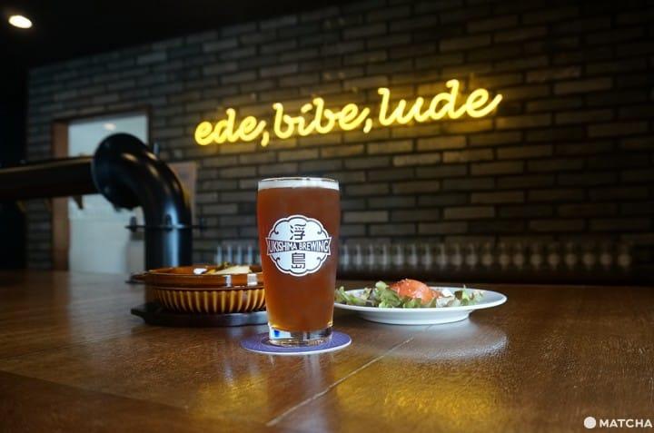 【沖繩那霸】用精釀啤酒品味微醺沖繩!「浮島BREWING」
