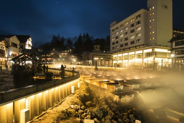 4 Spectacular Inns Near Hot Springs In Kusatsu Onsen
